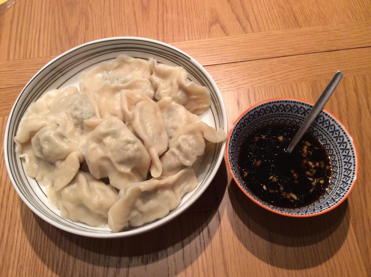 Dumplings (饺子 - Jiǎo zi)
